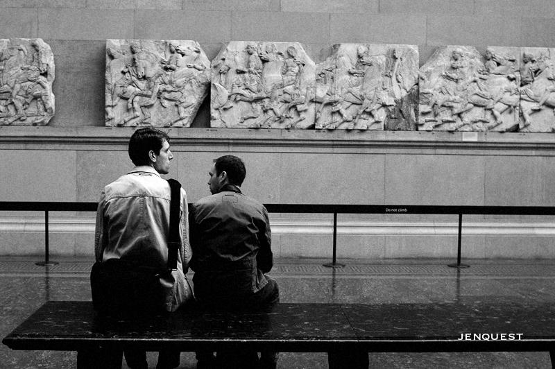 parthanon marbles british museum